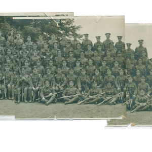 soldiers panorama